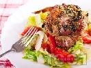Рецепта Печени агнешки ребърца на фурна